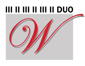 Logo duoW