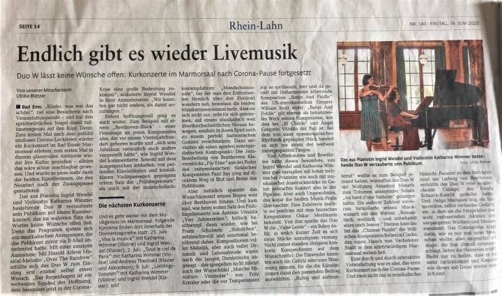 Rhein Lahn Zeitung